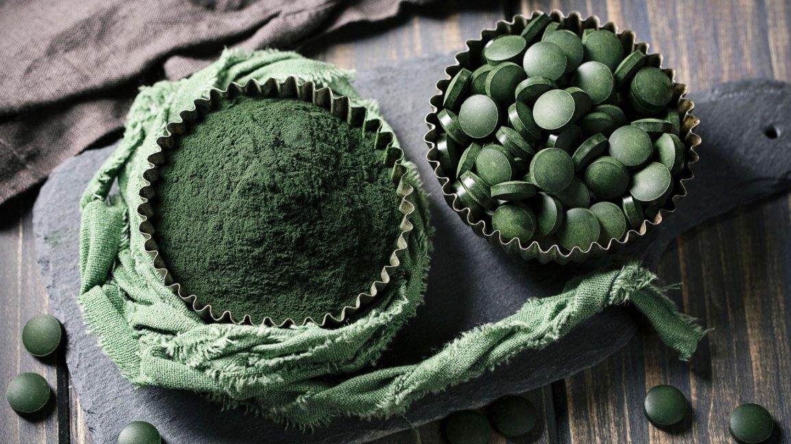 Spirulina – the unicellular blue algae