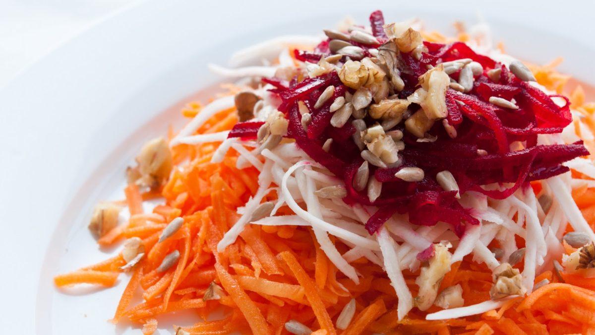 Does turnip salad speed up metabolism?