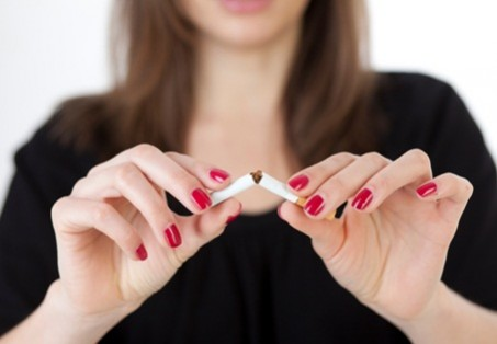 After 18 years of experience as a smoker, I stopped smoking, but I started to fill up …. Do you advise how to stop the wolfish appetite and pull down the accumulated?