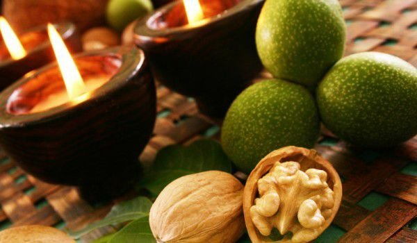 Should we peel the yellowish skin of the fresh walnuts?