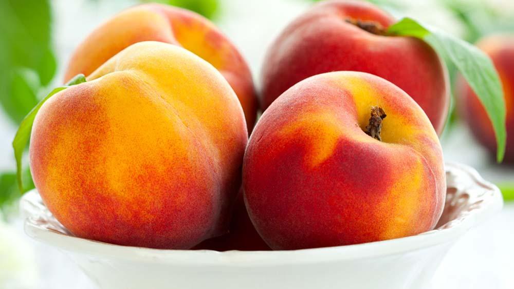 Shall we peel the peaches?
