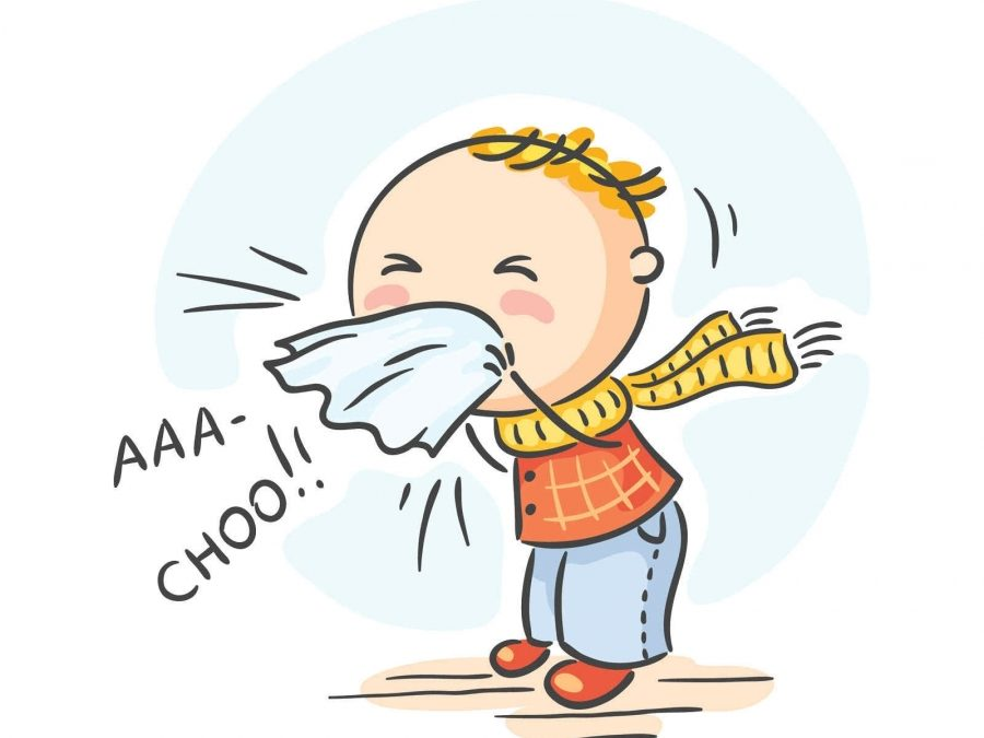 Как да се храним при настинка?