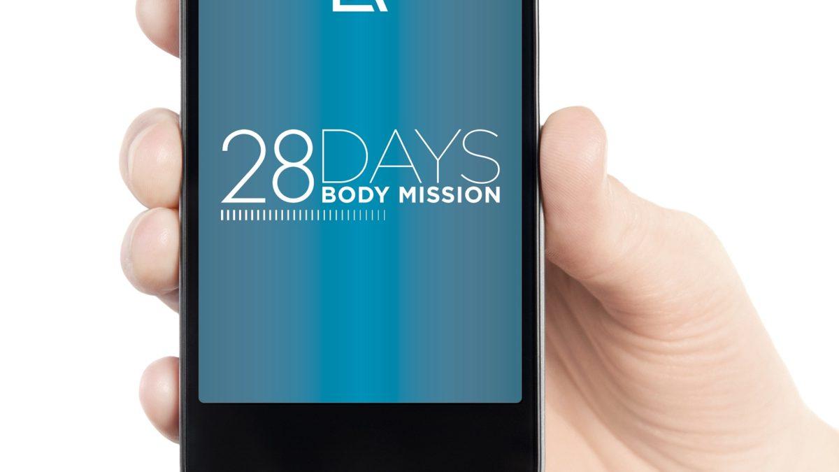 "LR ""Body Mission"" с Ани"