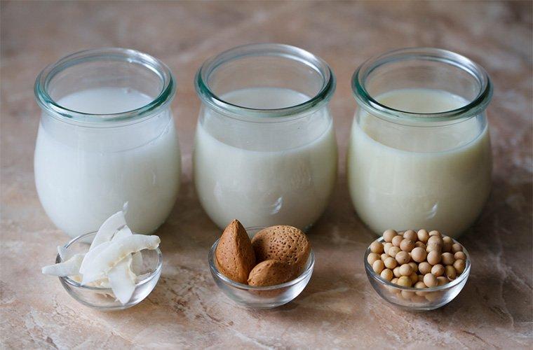 Какво да ядем по време на пости? Здравословна алтернатива на млякото…