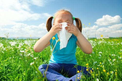 Хранене при пролетни алергии