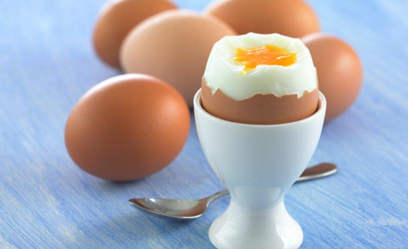 Яйцата – рохки или твърдо сварени?