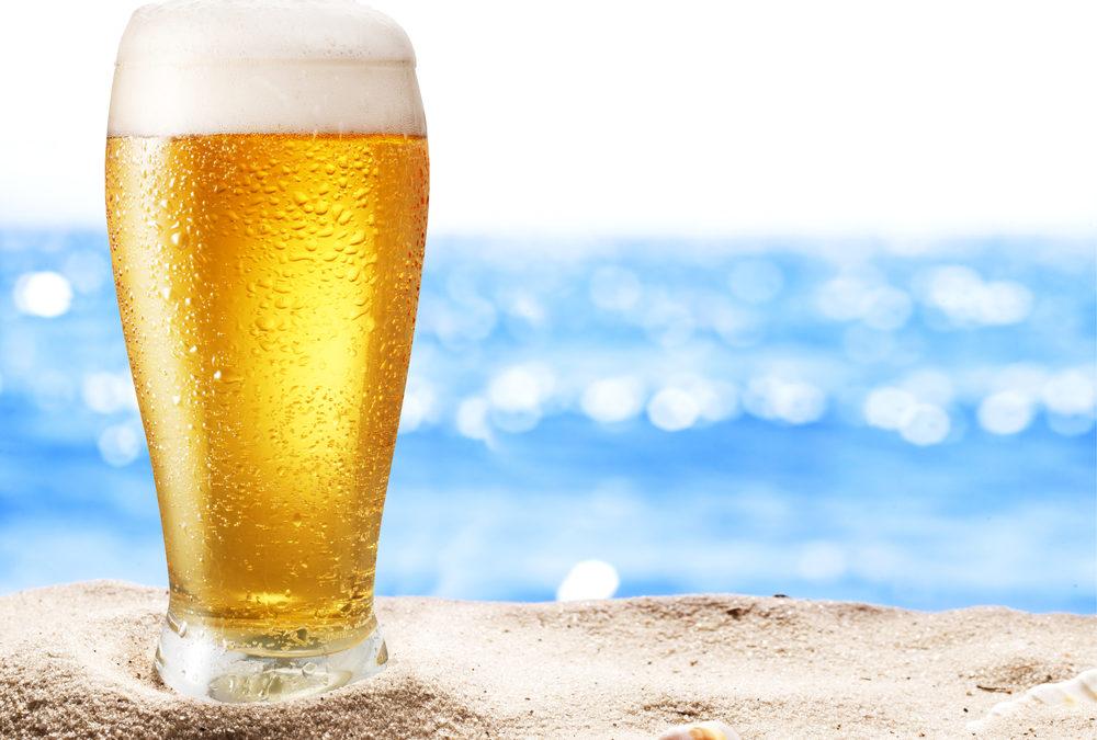 Лятото и …..бирата