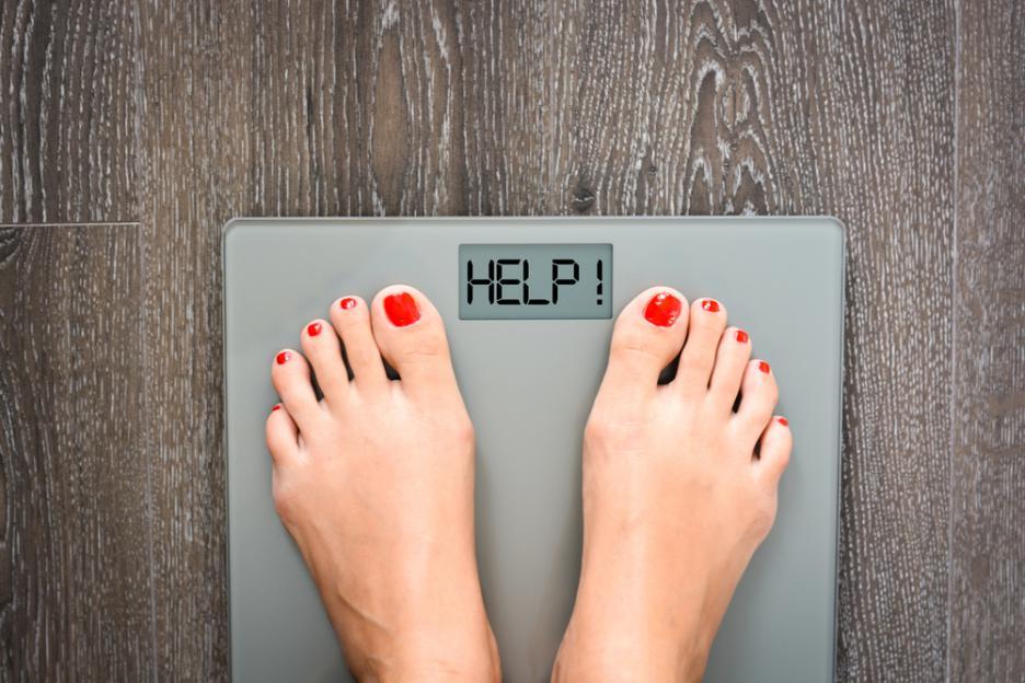 BMI -Body Mass Index или индекс на телесната маса