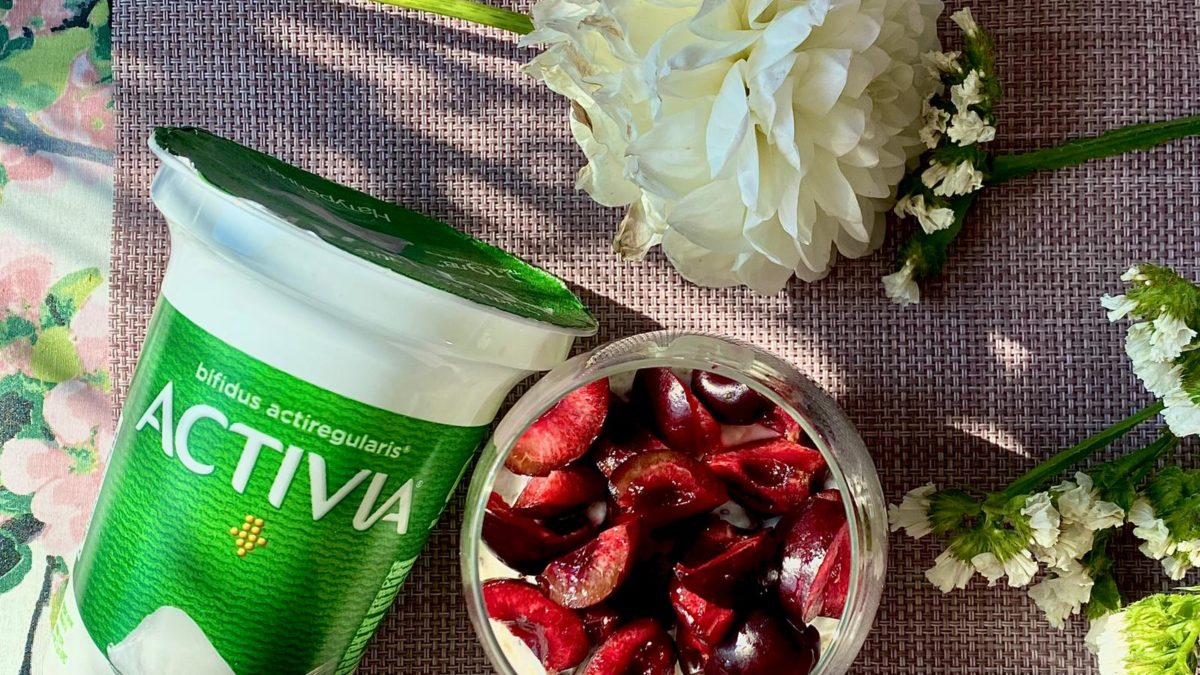 10 breakfast recipes with Activia Yogurt and their health benefits Pt.1